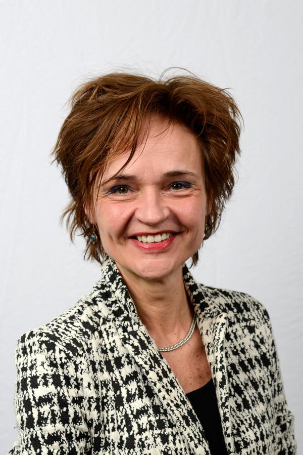 Wethouder Linda van Dort.