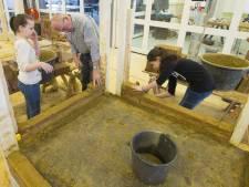 Scholieren aan de slag tijdens Twentse Techniek Week in Rijssen