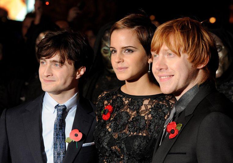 Ook Harry Potter and the Deathly Hallows: part 2 komt stuk hoger uit in de vrouwenversie: op nummer 14 in plaats van 218. Beeld anp