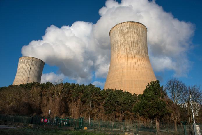 Kerncentrale Tihange  in het Belgische Hoei.