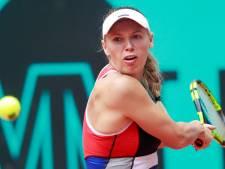 Wozniacki op haar hoede voor Bertens: 'Het wordt een zware partij'