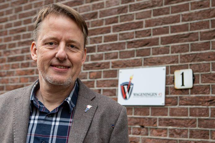 Rudy de Jager nam in de zomer afscheid als directeur.
