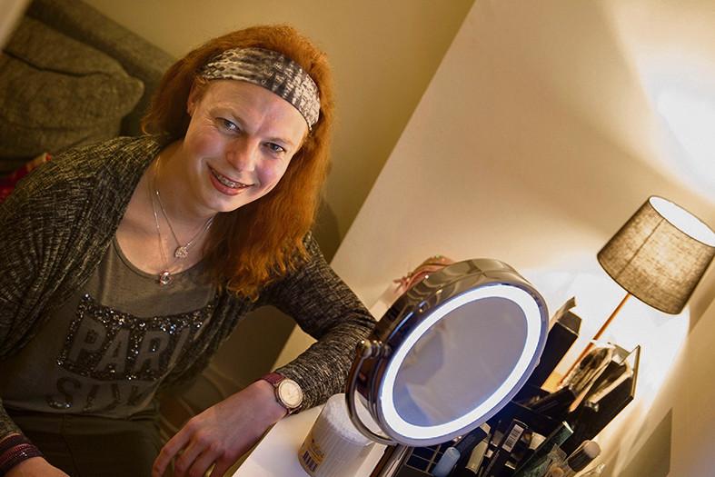 Nicole Bruining uit Eindhoven.