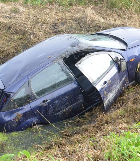 Ongeval op N457 bij Moordrecht