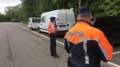 Politie houdt anti-inbraakcontrole