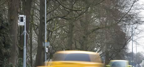 Deze flitspalen zorgen dit jaar voor de meeste boetes in onze regio