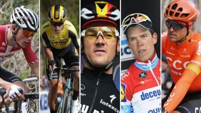 Dit zijn onze 10 Ronde-favorieten. Voor wie ga jij?