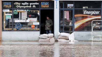 Noodtoestand in Servië vanwege overstromingen die minstens drie doden eisen