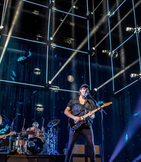 Rockband Kensington treedt morgenavond op in miljoenen huiskamers