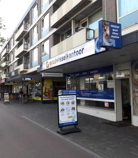 Tilburg: orde in reclames en uitstallingen