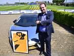 Selfmade multimiljonair Salar Azimi kwam geld brengen bij NAC 'Trouwe achterban krijgt extra bier en champagne'