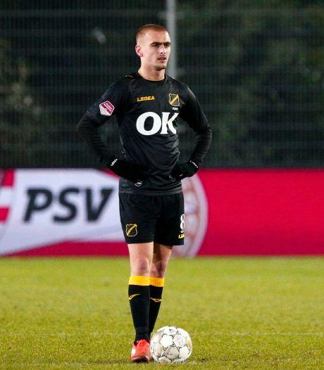 Directe promotie verder uit zicht voor NAC na gelijkspel tegen Jong PSV