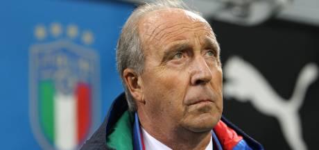 Italië wil tegen Oranje met nieuwe bondscoach aantreden
