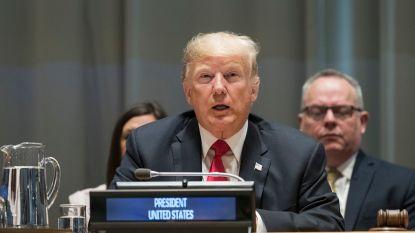 LIVE. Trump spreekt op algemene vergadering VN