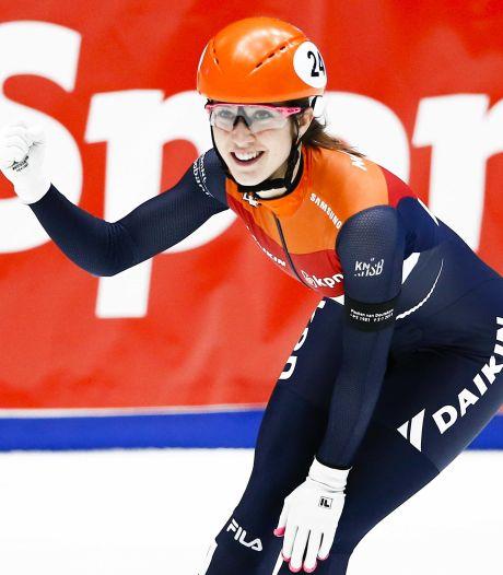Schulting Europees kampioen shorttrack na winst in superfinale