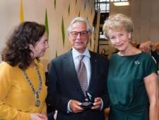 Jaap Wertheim ontvangt Frans Banninck Cocqpenning voor inzet cultureel erfgoed