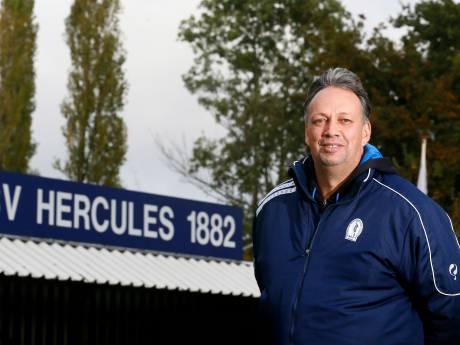 Hercules legt droomkandidaat René van der Kooij vast