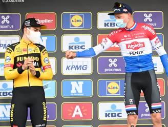 Van der Poel wint titanenduel tegen Van Aert na Ronde van Vlaanderen om duimen en vingers bij af te likken!