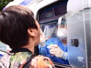 La Chine rapporte 127 nouveaux cas, un record en trois mois