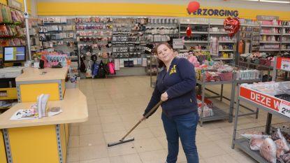 Zeeman deelt in de brokken: water binnen in Kruibeke, lichtreclame van gevel weggeblazen in Beveren