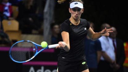 Elise Mertens tuimelt uit top twintig op WTA-ranking, Wozniacki blijft primus