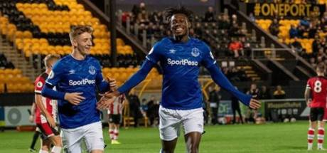 Voormalig Everton-spits Mampala (20) duikt op bij TOP Oss