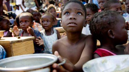Hulporganisaties werden in 2008 al ingelicht dat kinderen op Haïti voedsel kregen in ruil voor seks