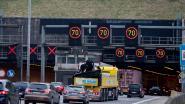 Antwerpse tunnels 's nachts paar uur dicht voor onderhoud