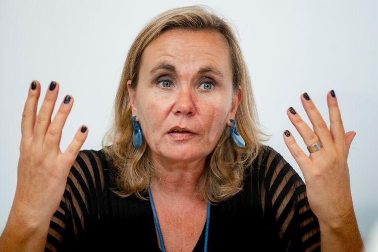 Vlaams minister van Wonen Liesbeth Homans.