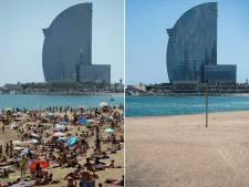 Spaans toerisme in zwaar weer: 'Aanblik is triest, heb het nog nooit zo gezien'