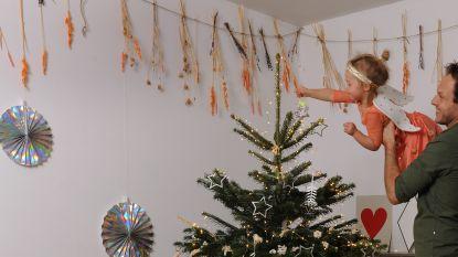 WOONVIDEO: Zo vier je kerst dit jaar met piñatas, papieren ballen en gedroogde bloemen