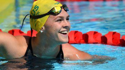 Australische zwemster Jack test positief