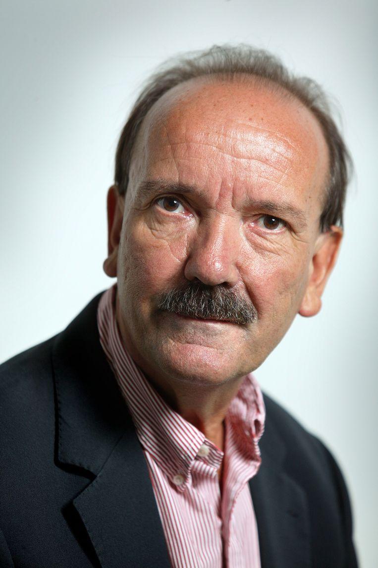 Huub Schellekens hoogleraar medische biotechnologie. Beeld HH