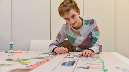 """""""Meer groen, fietspaden, water en speeltuin"""": kinderen ontwerpen ideale Oude Vest"""