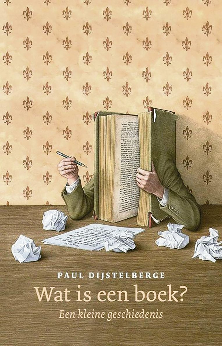 Cover Wat is een boek? Een kleine geschiedenis Beeld