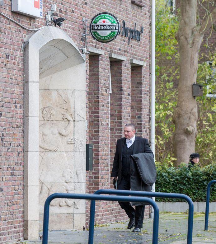 Dominee Gerrit Bredeweg in 2017. Puttenaar Lenard P. plaatste een gps-zender onder zijn auto in opdracht van een groep gereformeerde Zeeuwse kerkgangers.