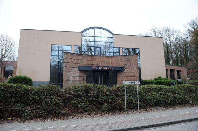 De Roosenberg in Oud-Heverlee, één van de twee kieslokalen in Oud-Heverlee