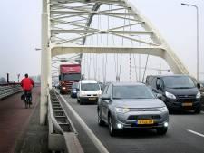 Fikse verkeersproblemen door nieuwe storing brug