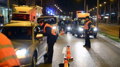 Provincie controleert extra op rijden onder invloed en gordeldracht