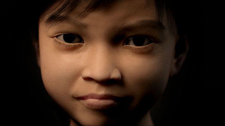 Het 10-jarig virtueel Filipijns meisje genaamd 'Sweetie' werd in 2013 ingezet tegen pedofilie op internet.
