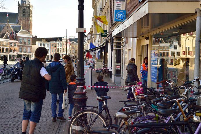 Supermarkten in Gouda mogen rond kerst langer open.