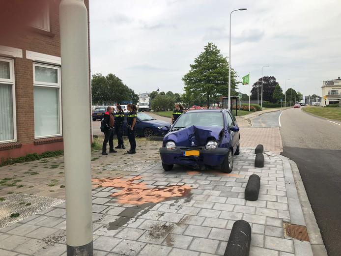 Ongeluk Hoorn Alphen
