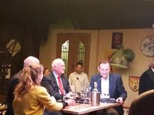 Media hebben het gedaan bij burgemeester Mak van Deurne