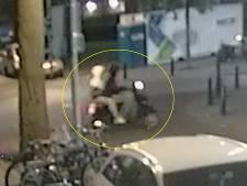 Camerabeelden tonen overvallers die vuurwapen richten op 11-jarig meisje