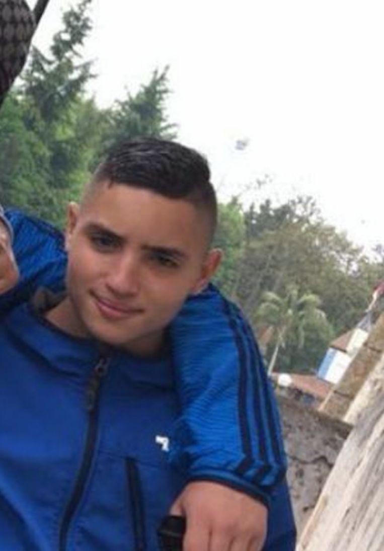 De 18-jarige Naoufal Mohammadi was volgens ingewijden een vaste klant van de shisha lounge in de Ten Katestraat waar hij stierf. Beeld Facebook