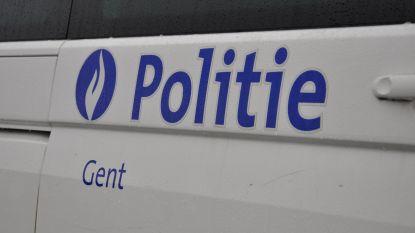 Dolle achtervolging door Oostakker nadat chauffeur wegvlucht