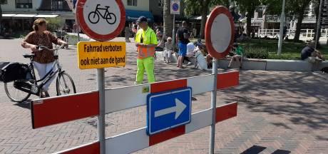 Hoofdstraten Domburg afgesloten tijdens Pinksterweekeinde; Vlissingen stelt extra controles in op stranden