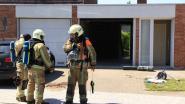 Klusjesman slijpt per ongeluk gasleiding door onder vloer van garage
