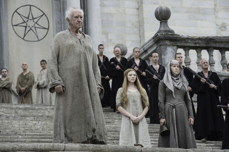 De Jezuïetentrappen in een scène van Game of Thrones. Beeld -