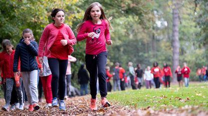 Joggen in het rood voor Rode Neuzen Dag